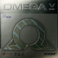 Xiom Omega V Asia Table Tennis Rubber