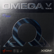 Xiom Omega V Tour Table Tennis Rubber
